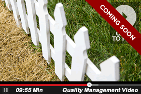 Landscaping Software Quality Management Video